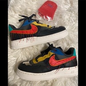Brand New Air Force 1 BHM Womens Size 5.5